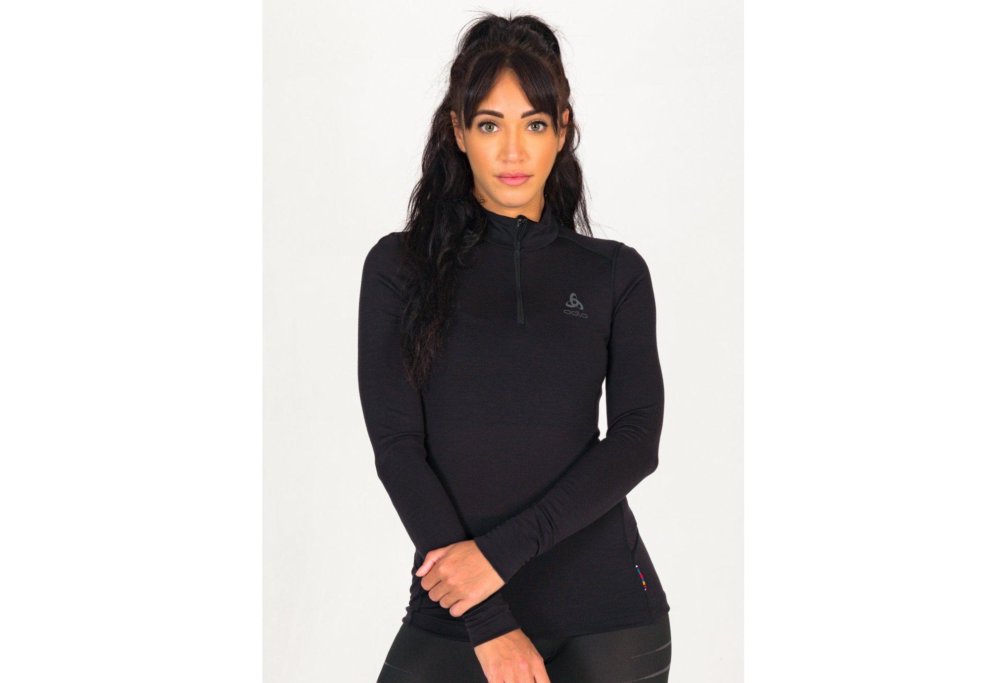 Odlo Natural Merino 200 W vêtement running femme