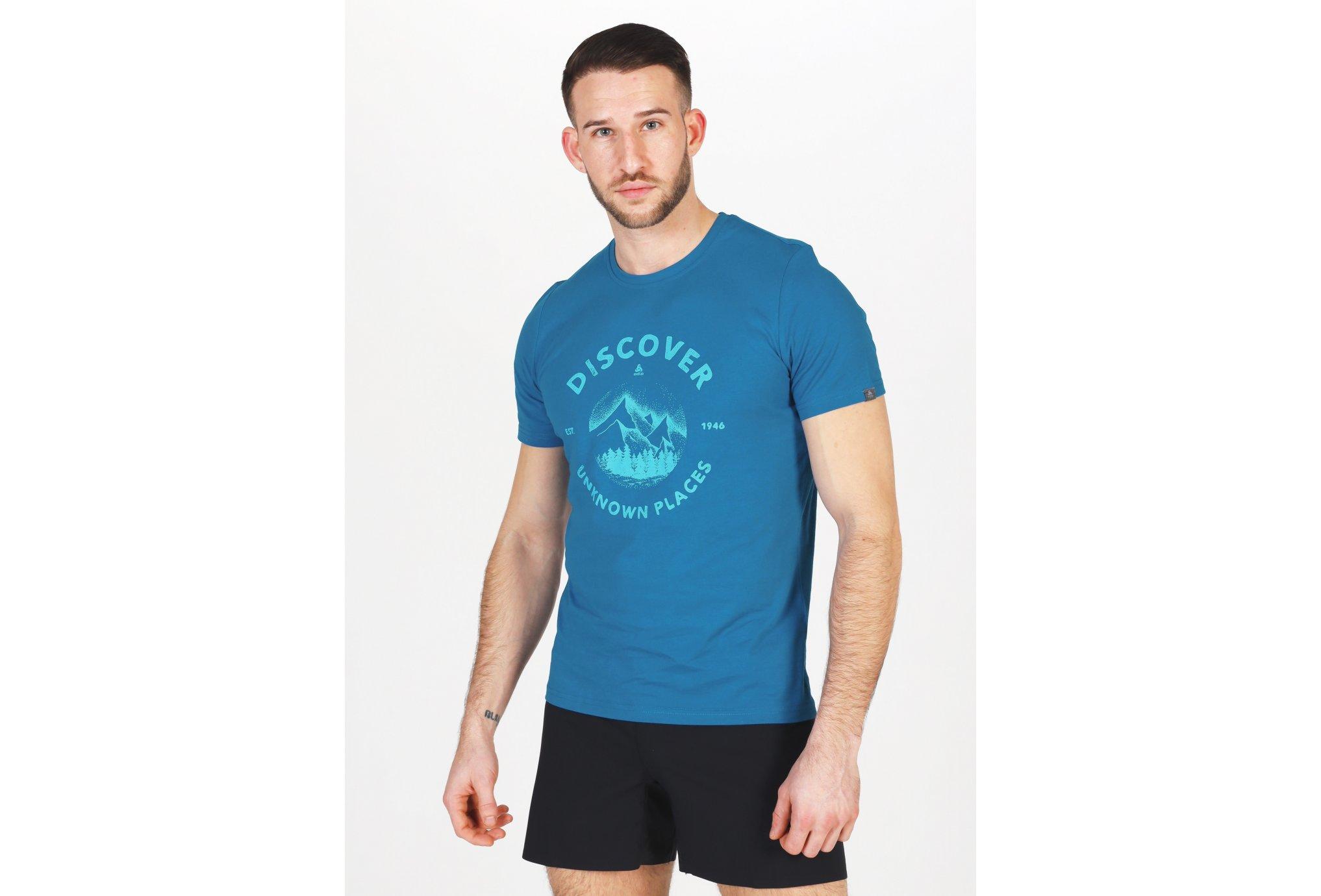 Odlo Nikko Print M vêtement running homme