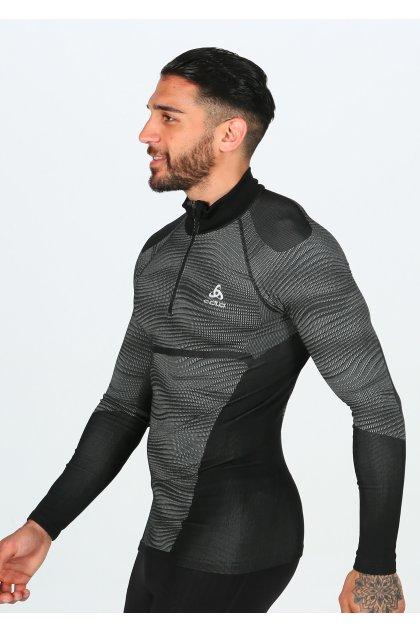 Odlo Camiseta manga larga Performance Blackcomb 1/2 zip