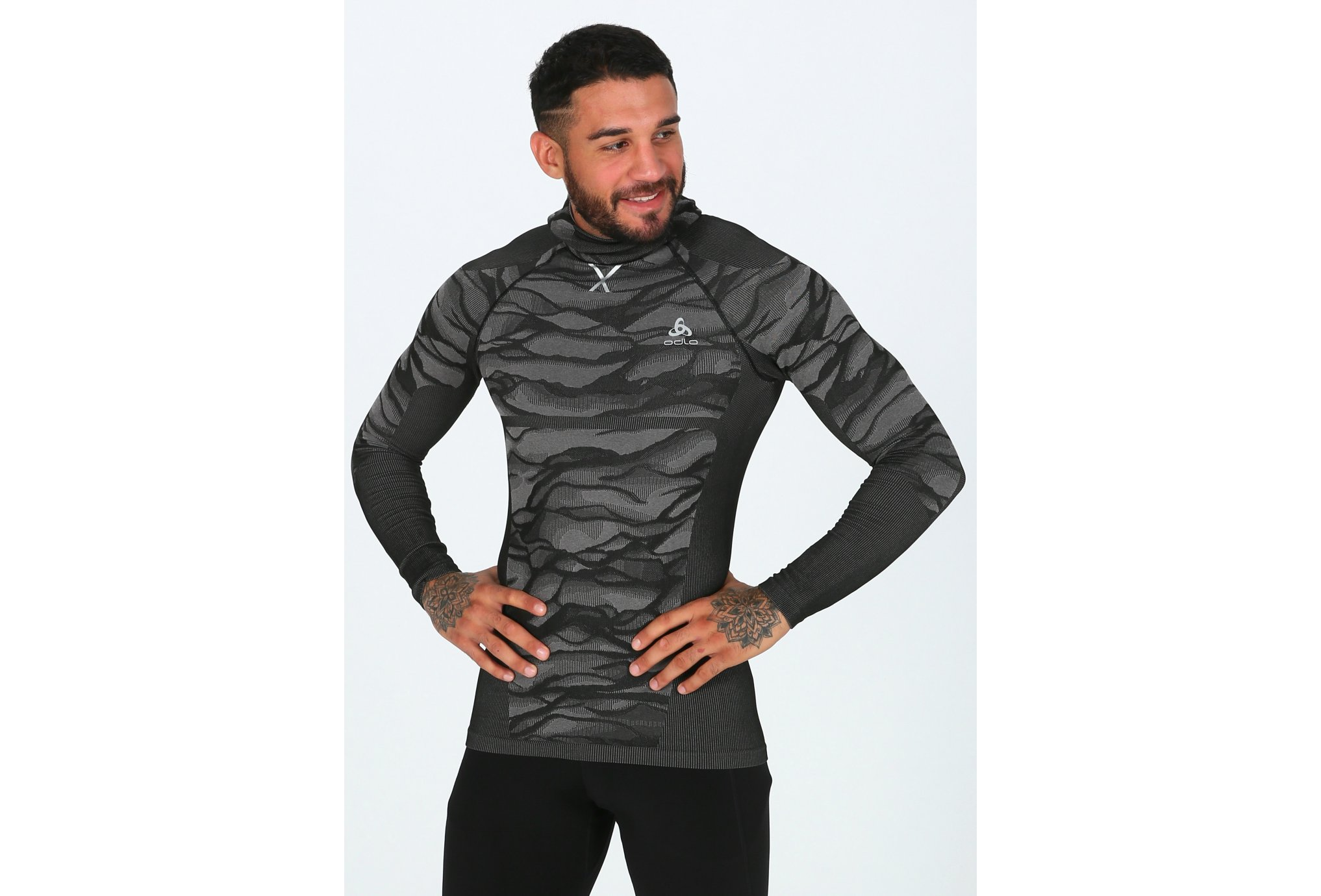 Odlo Performance Blackcomb M vêtement running homme