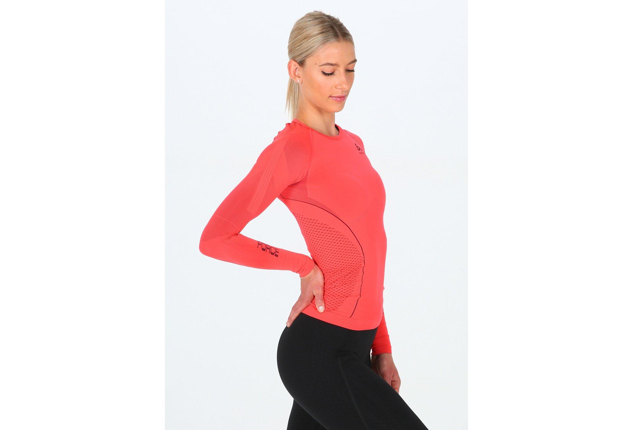 Odlo Performance Muscle Force W Diététique Vêtements femme