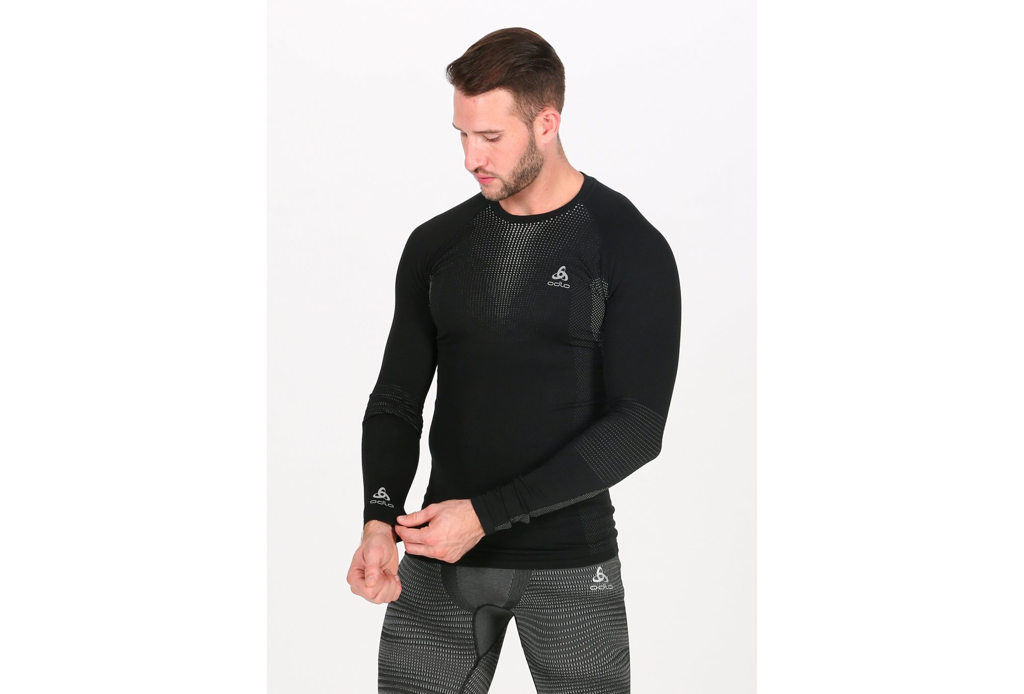 Odlo Performance Warm M vêtement running homme