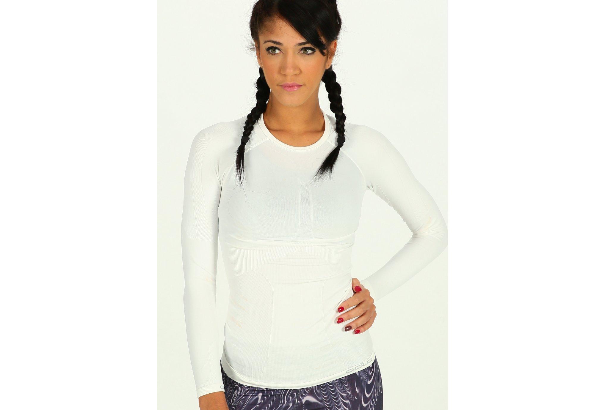 Odlo Tee-Shirt Evolution Warm W Diététique Vêtements femme