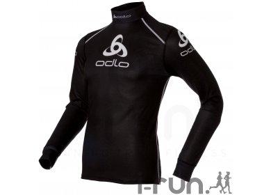 a736b5afe11b6 Odlo Tee-shirt Warm Logo Line M - Vêtements homme running Manches ...