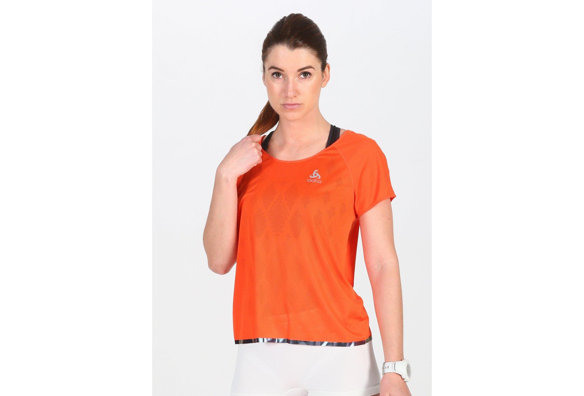 Odlo Tee-shirt Yotta W Diététique Vêtements femme