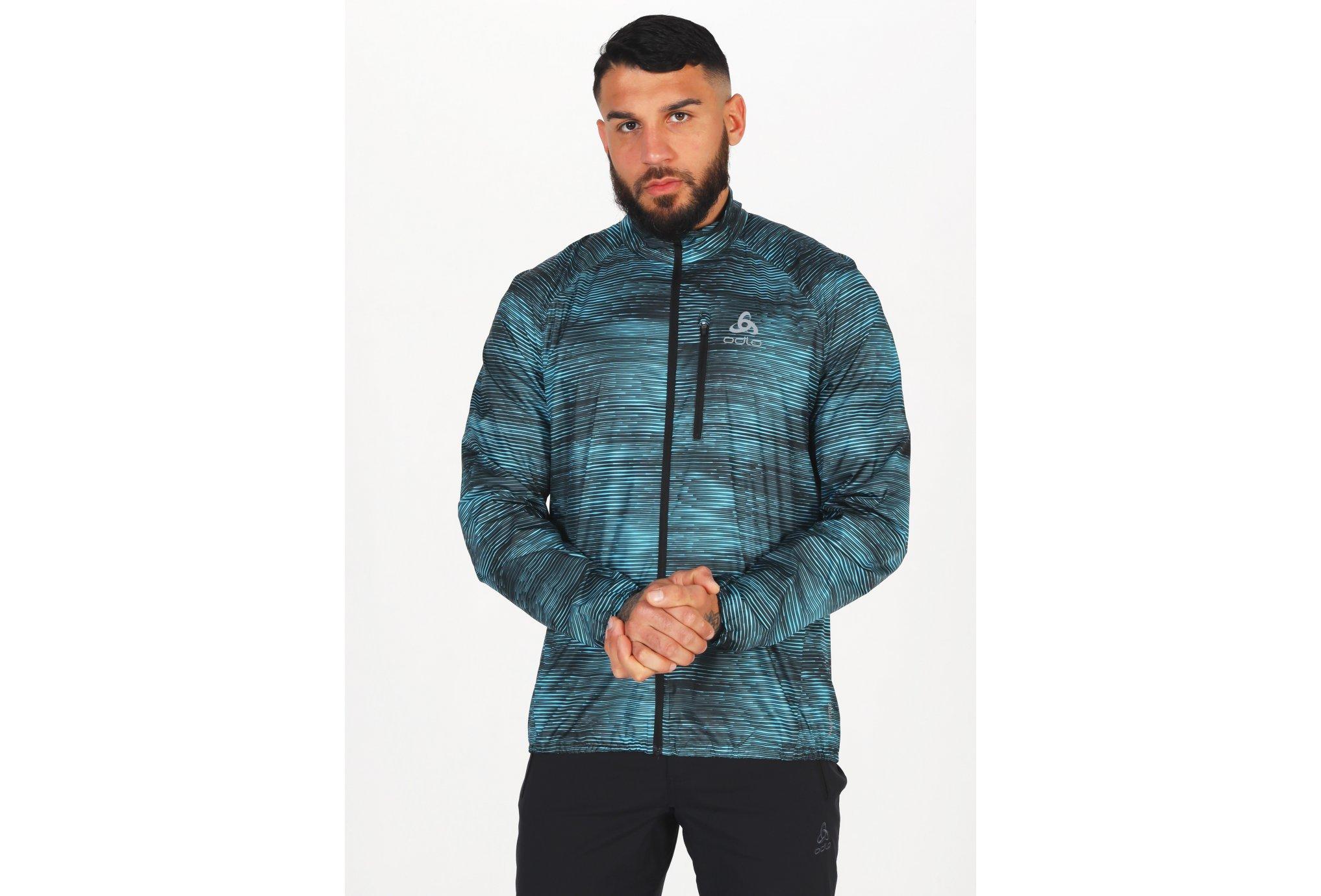 Odlo Zeroweight AOP M vêtement running homme
