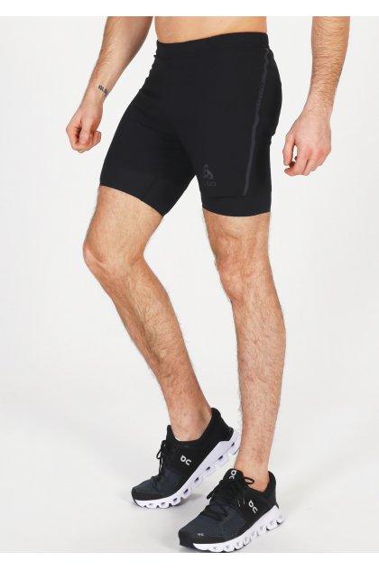 Odlo pantalón corto Zeroweight Blackpack 2 en 1