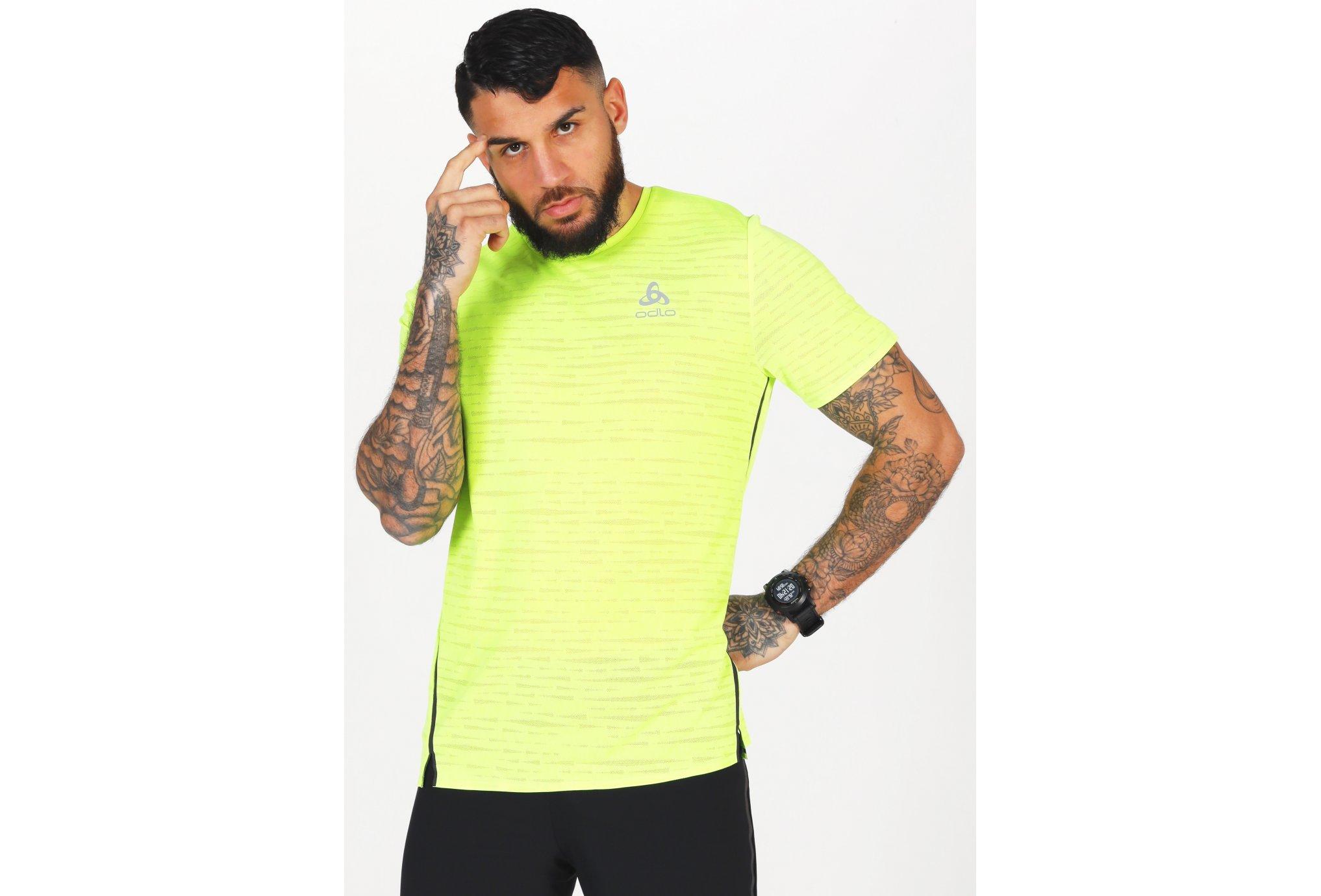 Odlo Zeroweight Engineered Chill-Tec M Diététique Vêtements homme