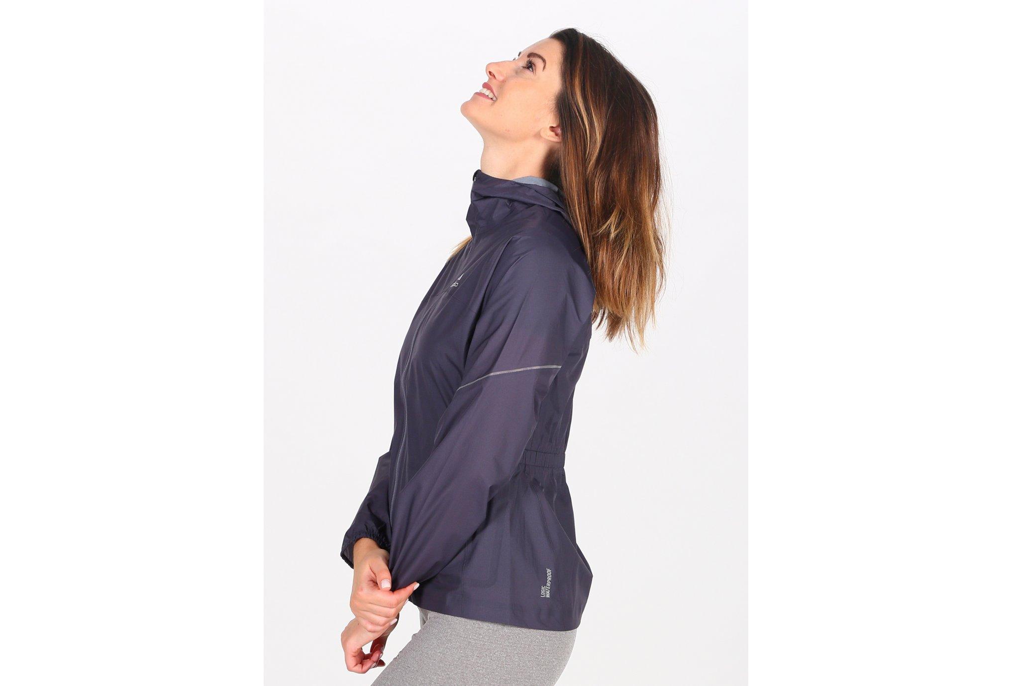 Odlo Zeroweight Rain Warm W Diététique Vêtements femme
