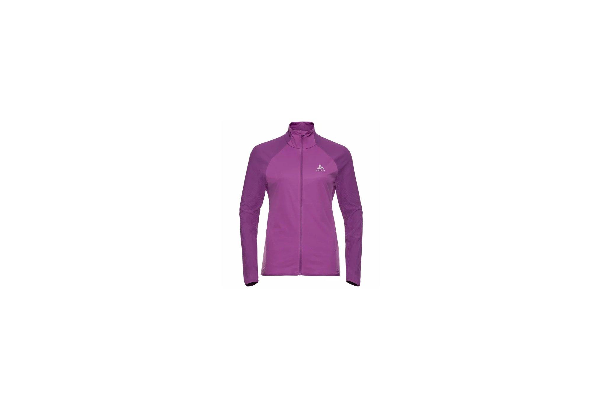 Odlo Zeroweight warm Hybrid W vêtement running femme