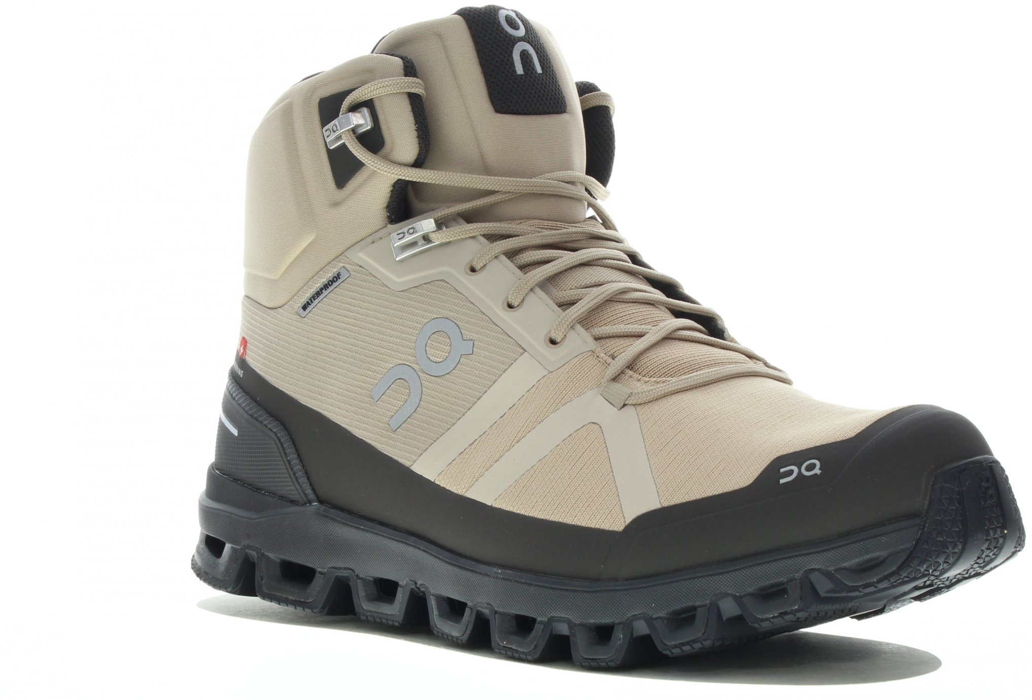 On-Running Cloudrock Waterproof M Chaussures homme
