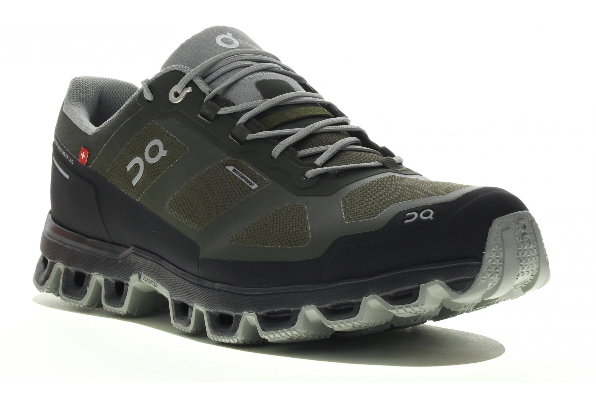 On-Running Cloudventure Waterproof M Chaussures homme