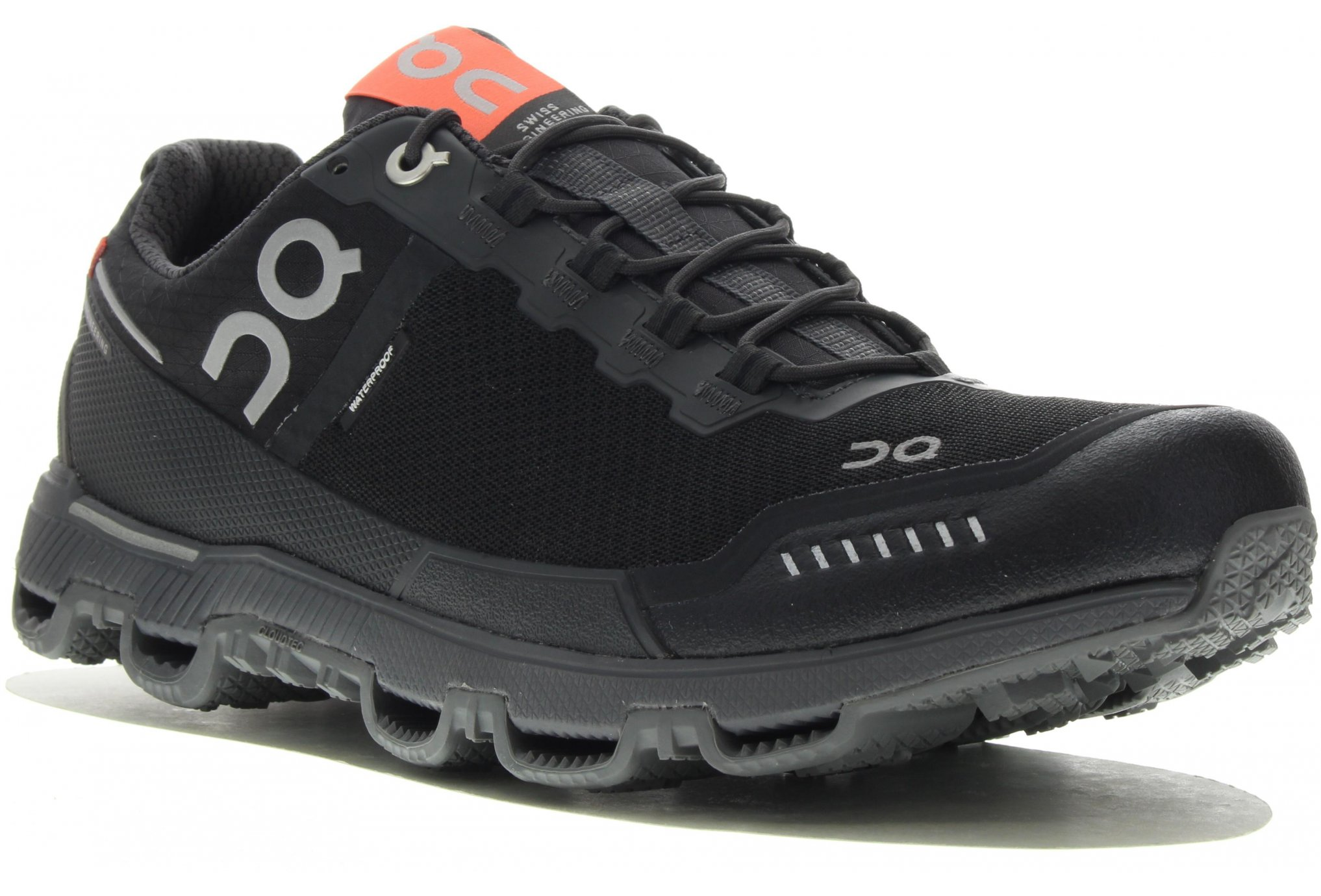 On-Running Cloudventure Waterproof W Chaussures running femme