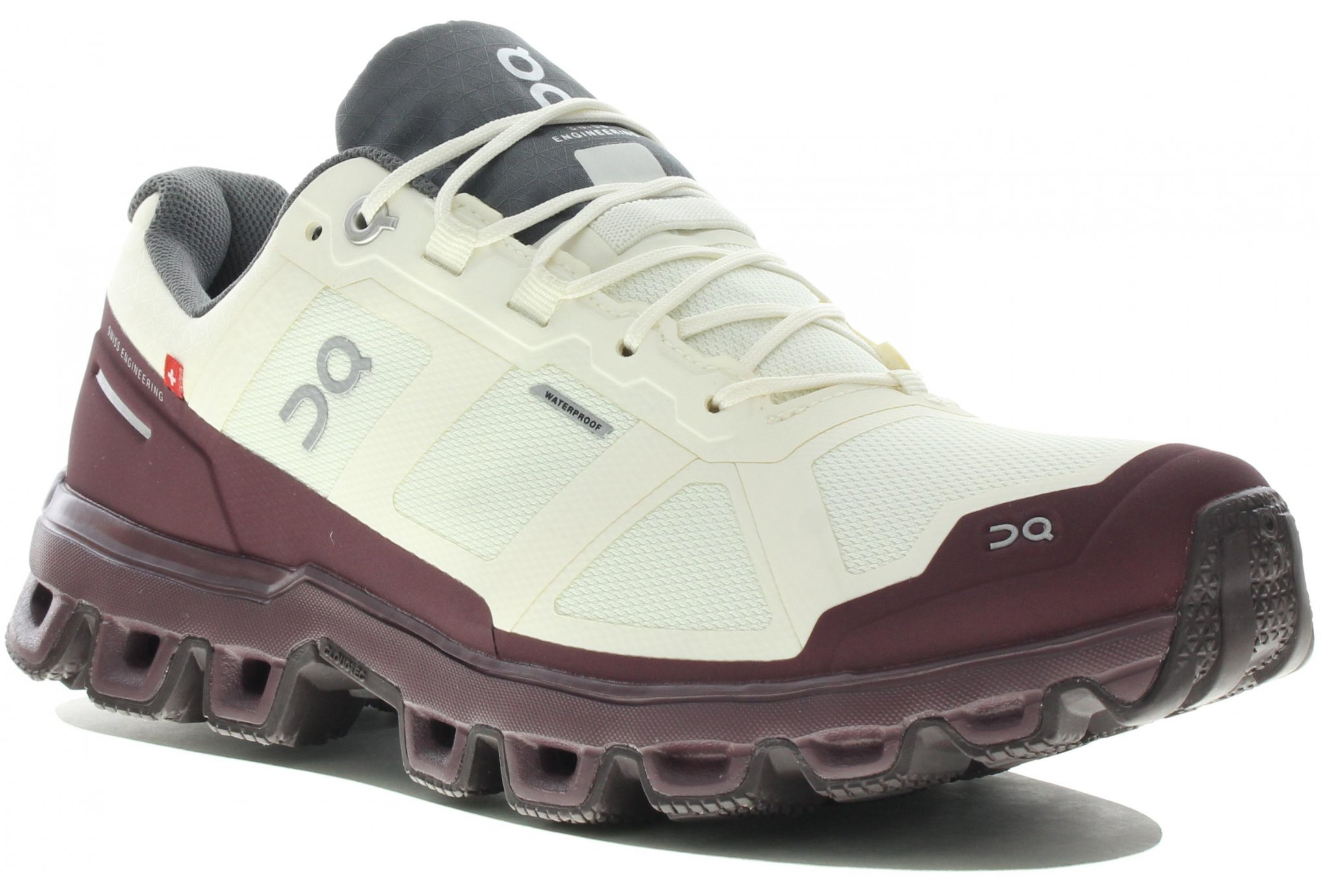 On-Running Cloudventure Waterproof W Chaussures running femme