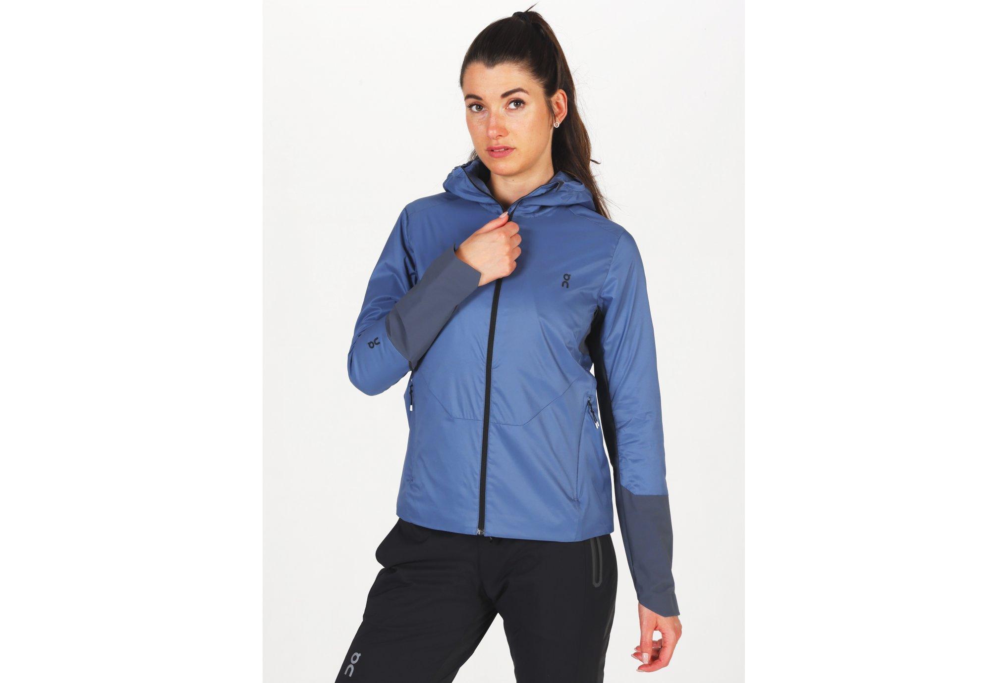 On-Running Insulator W vêtement running femme