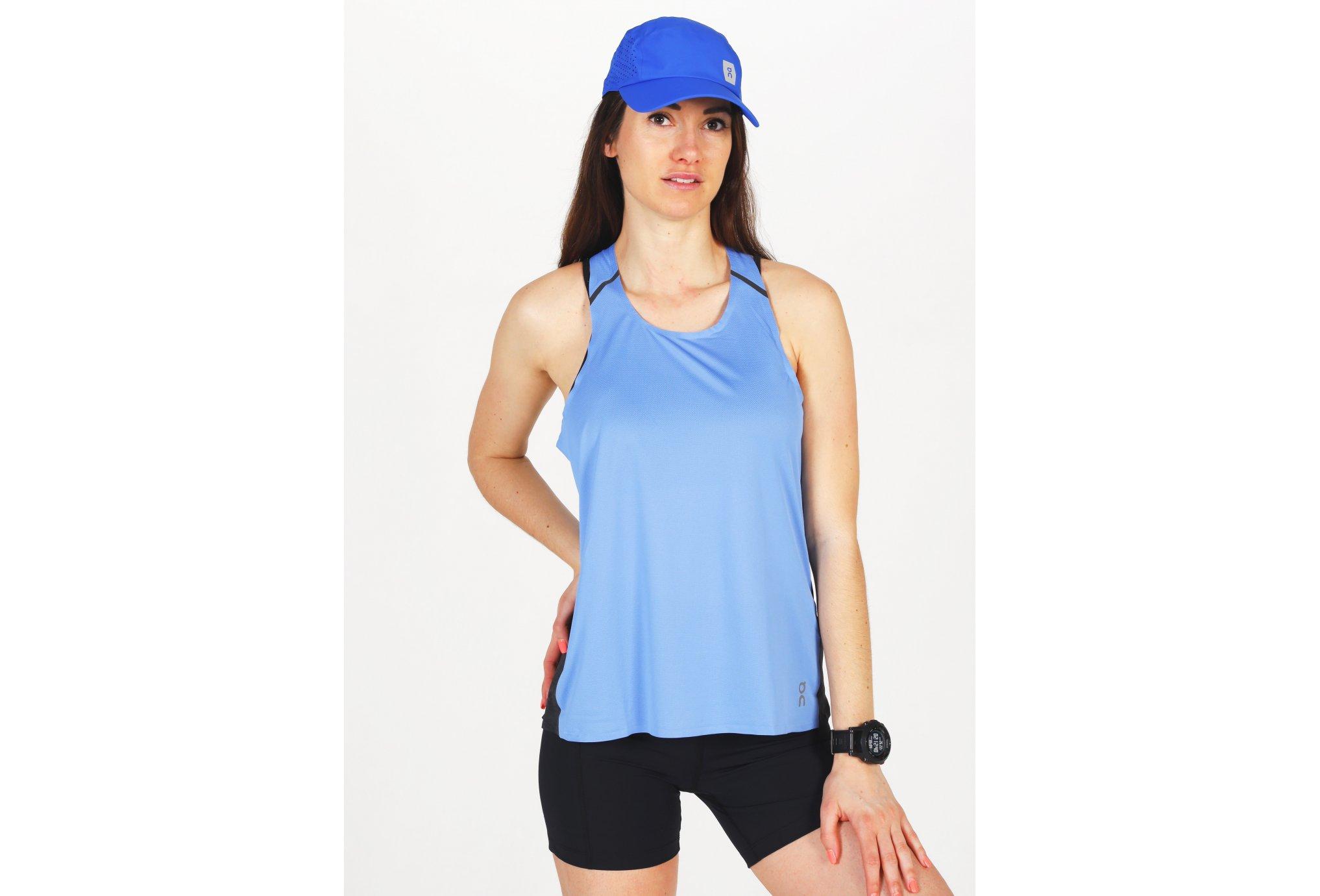 On-Running Tank-T W vêtement running femme