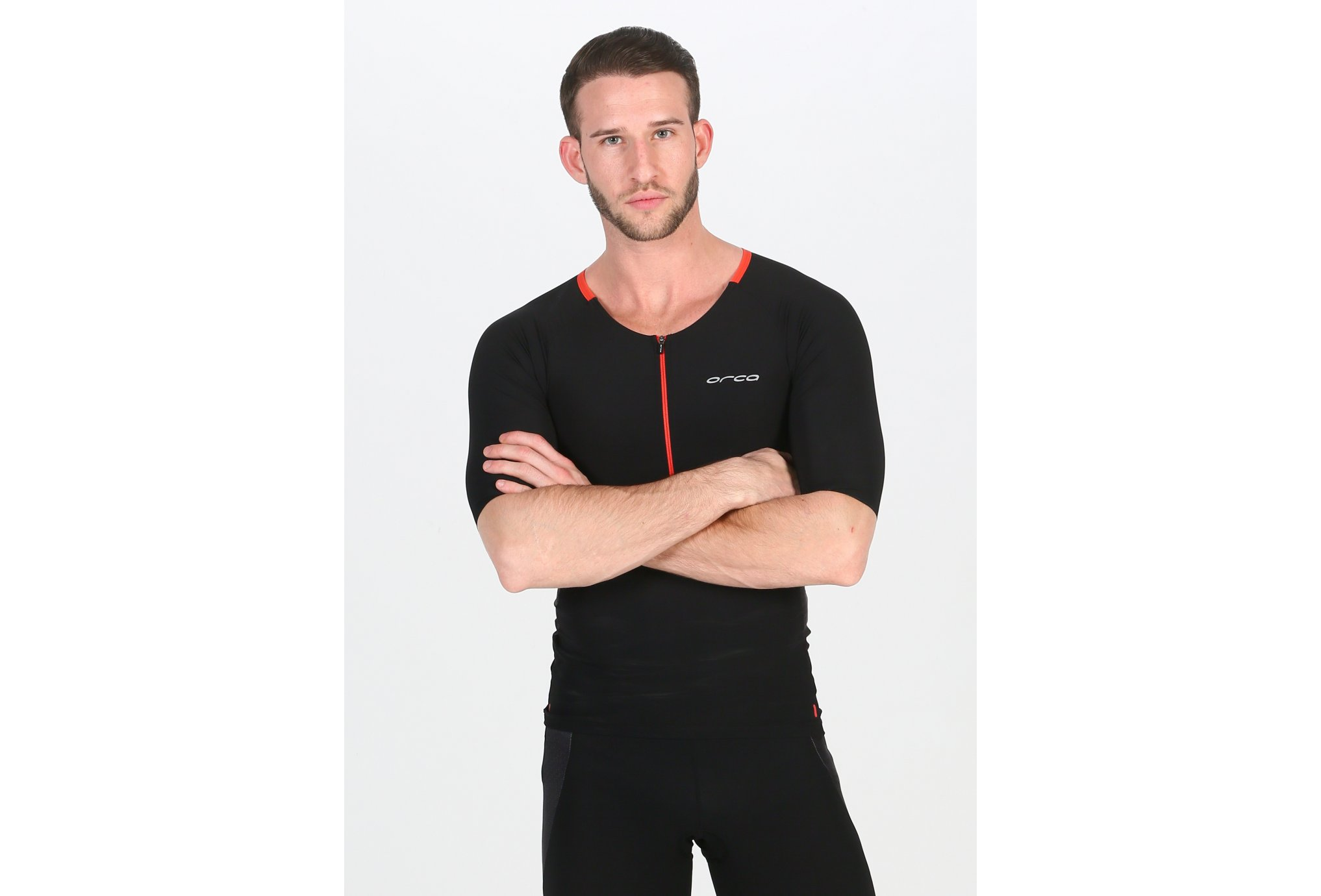Orca 226 Perform Sleeved Tri Top M vêtement running homme