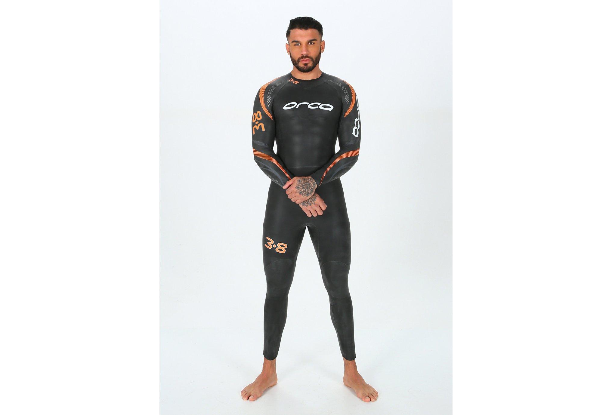 Orca 3.8 Enduro M vêtement running homme