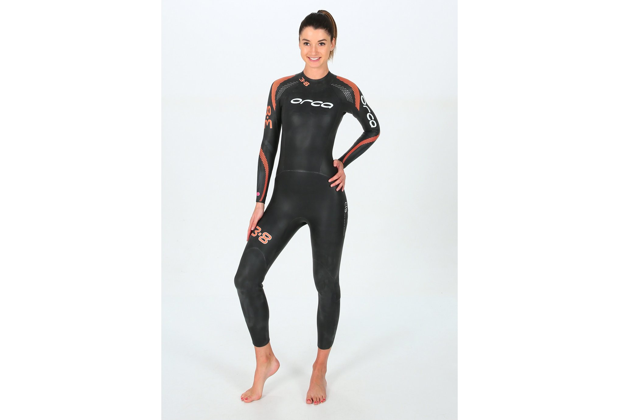 Orca 3.8 Enduro W vêtement running femme