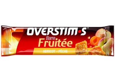 OVERSTIMS Barre Fruitée - Abricot/pêche