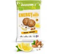 OVERSTIMS Energy Balls - Citron amande