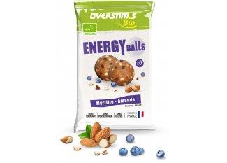 OVERSTIMS Energy Balls Bio - Arándanos y Almendras
