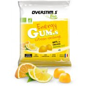 OVERSTIMS Energy Gum.s Bio - Citron-Orange