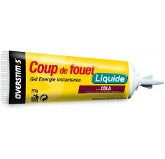 OVERSTIMS Gel Énergie Instantanée Coup de Fouet - Cola