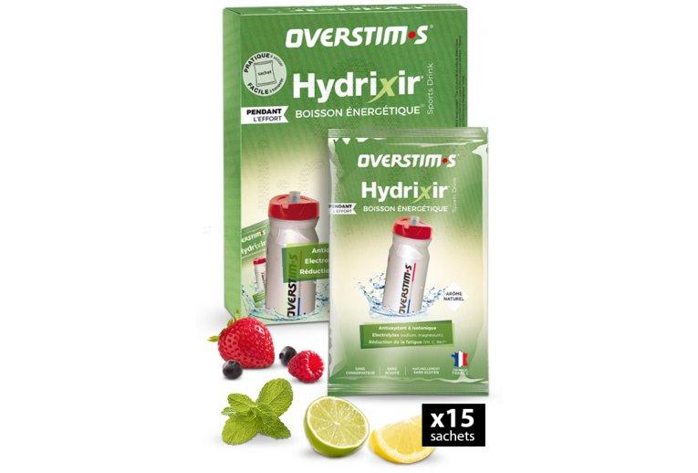OVERSTIMS Hydrixir 15 sachets - Assortiment d'arômes