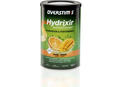 OVERSTIMS Hydrixir 600 g - Orange/mangue