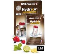 OVERSTIMS Hydrixir Longue Distance 12 sachets - Assortiments d