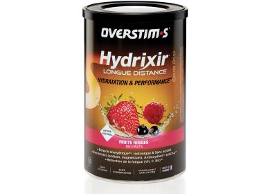 OVERSTIMS Hydrixir Longue Distance 600g - Fruits rouges