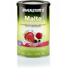 OVERSTIMS Malto Antioxydant 500 g - Fruits rouges