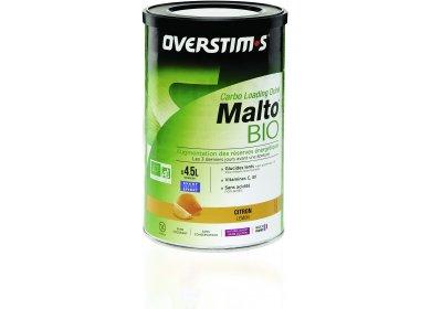 OVERSTIMS Malto Bio 450 g - Citron
