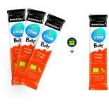 OVERSTIMS Pack de 3 UTMB Bar Bio + 1 offerte - Mangue/Gimgembre/Curcuma