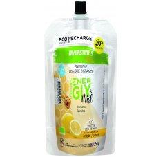 OVERSTIMS Recharge Éco Gel Énergétique Energix Miel Bio 250 g - Citron