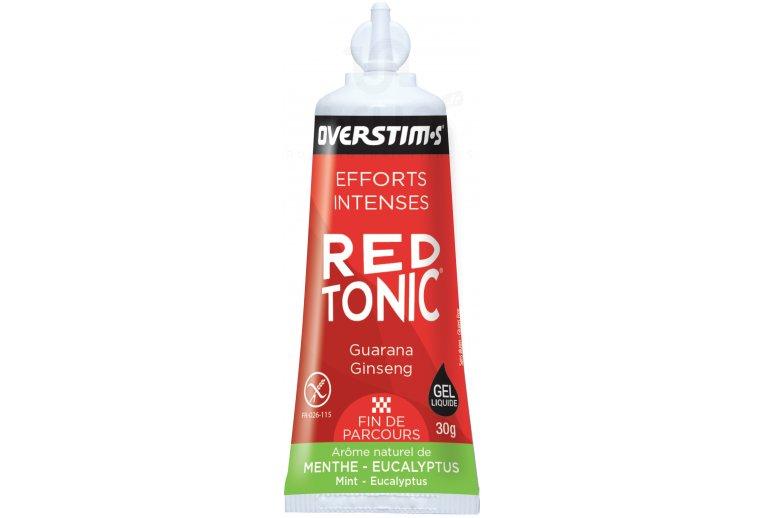 OVERSTIMS Red Tonic Sprint Air Liquide - menthe eucalyptus