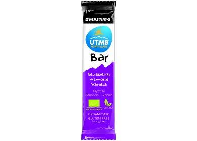 OVERSTIMS UTMB Bar Bio - Myrtille/Amande/Vanille