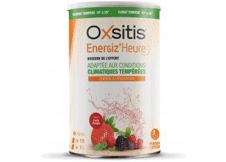 Oxsitis Bebida Energiz'Heure Clima Temperado - Frutos Rojos