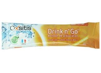 Oxsitis Sobre energético Drink n'Go melocotón/mango