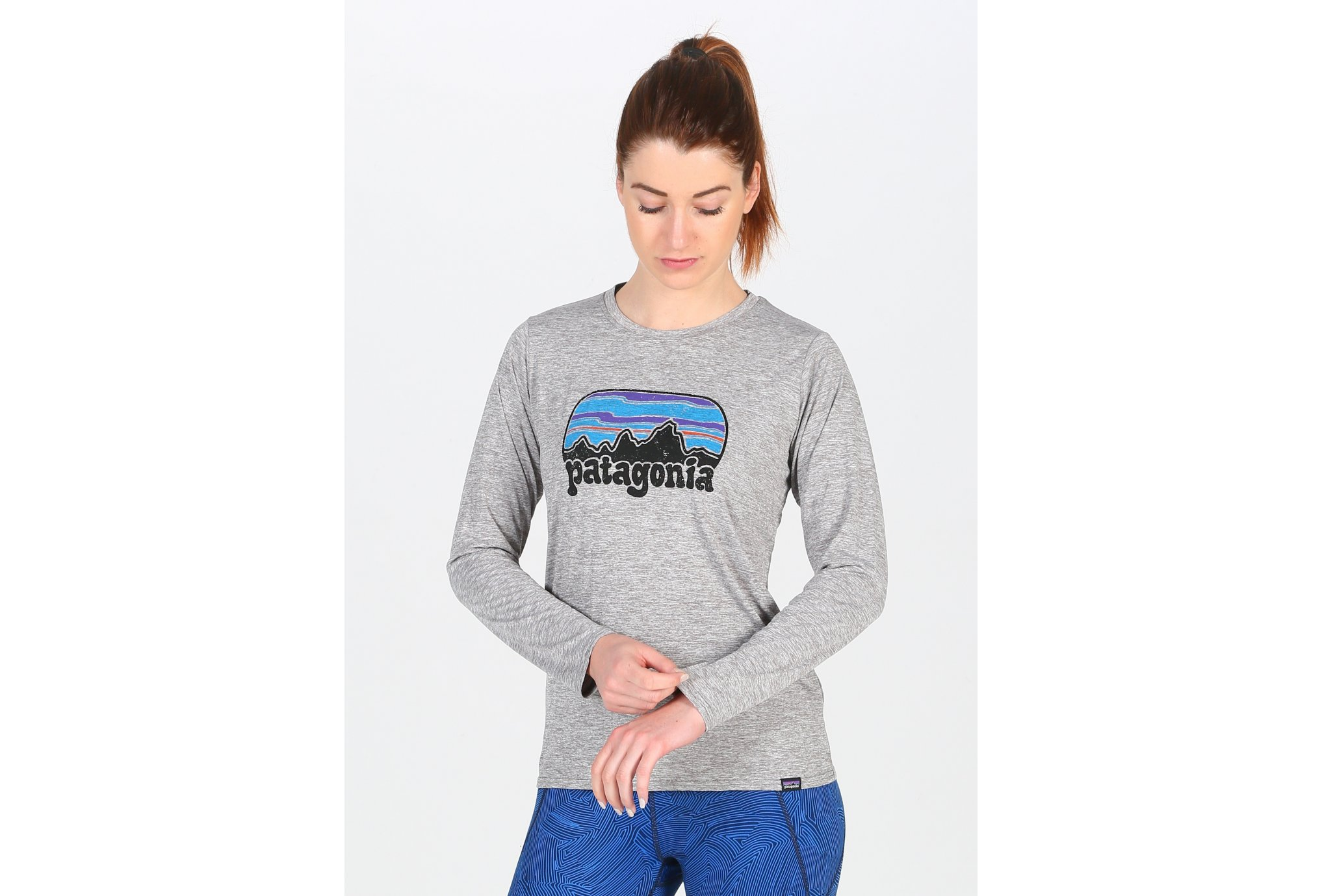 Patagonia Capilene Cool Daily Graphic W vêtement running femme