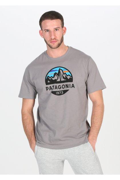 Patagonia camiseta manga corta Fitz Roy Scope Organic