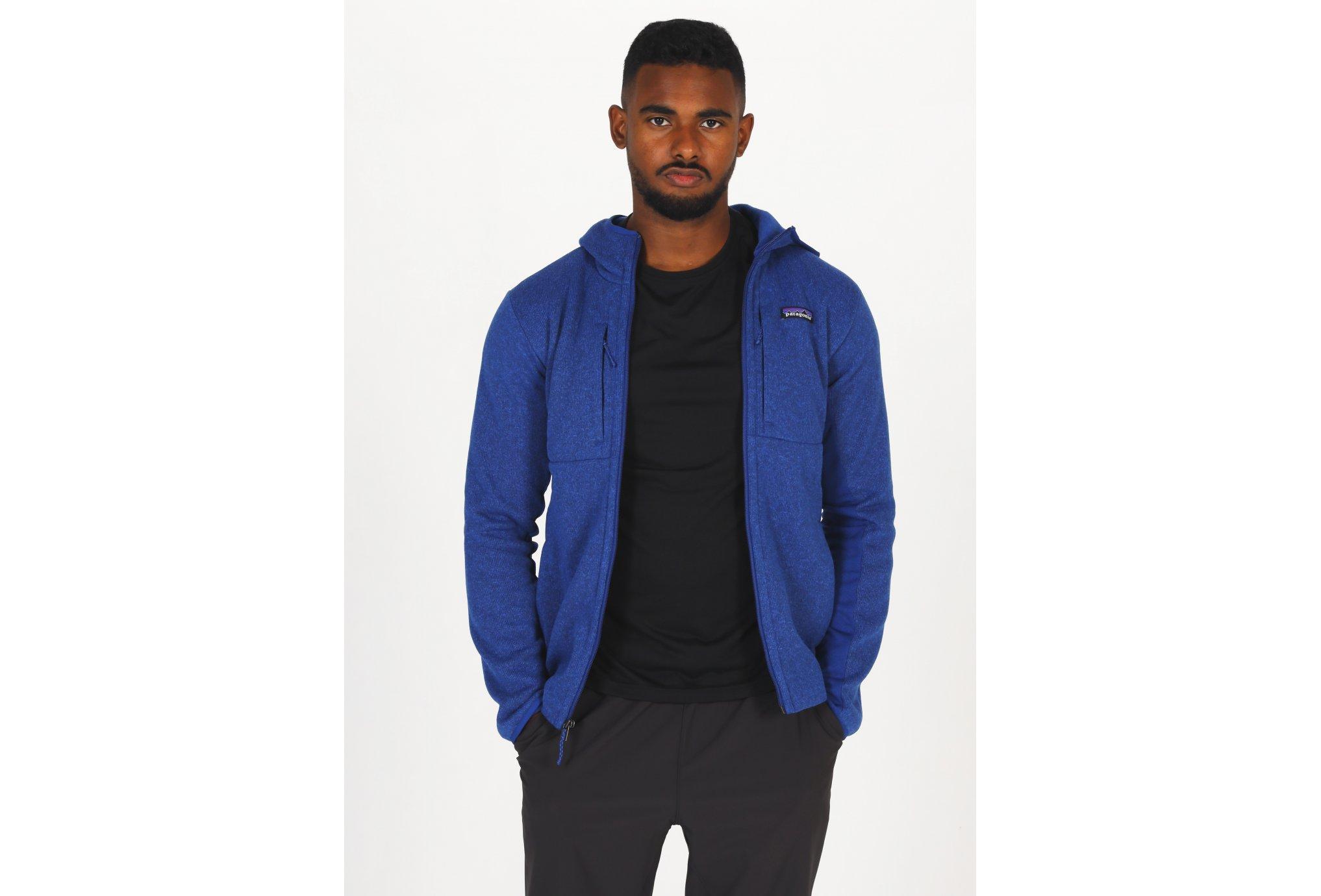 Patagonia Lightweight Better Sweater M vêtement running homme