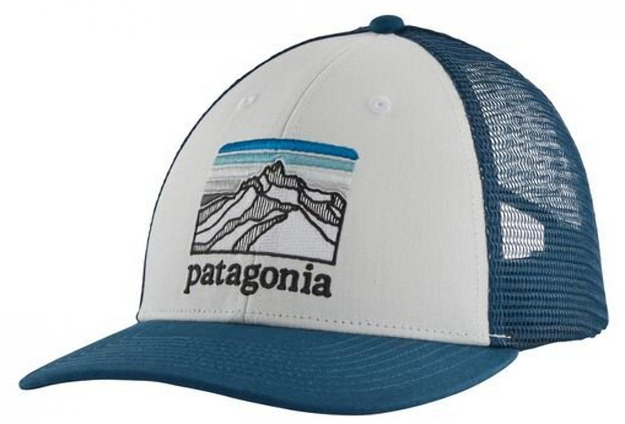 Patagonia Line Logo Ridge LoPro Trucker Casquettes / bandeaux