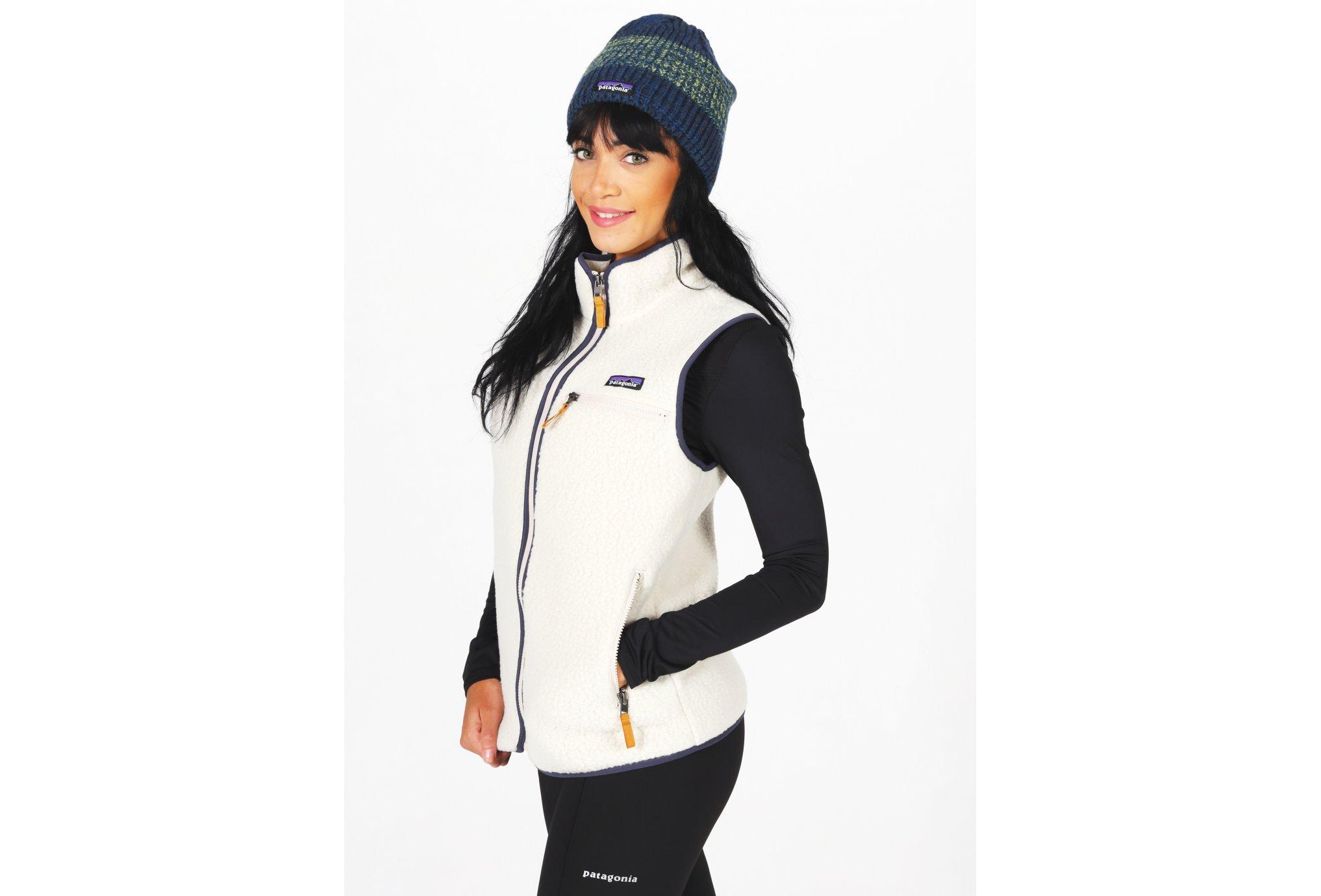 Patagonia Retro Pile W vêtement running femme