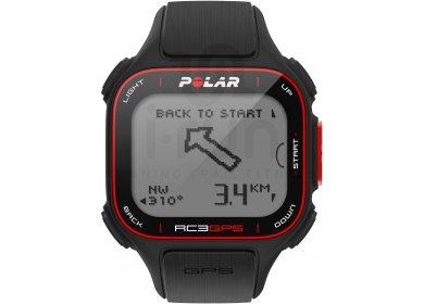 Polar RC3 GPS Altimètre
