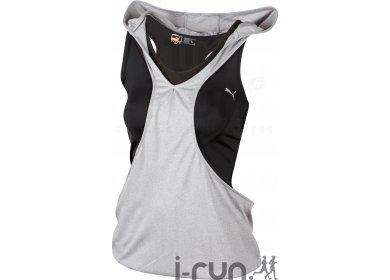 Puma Débardeur Trend Tank W pas cher - Vêtements femme running ... bfeca0472bc