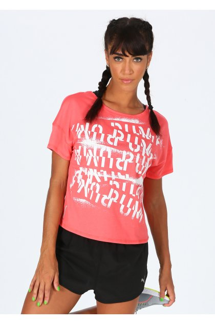 Puma camiseta manga corta Hit Feel It