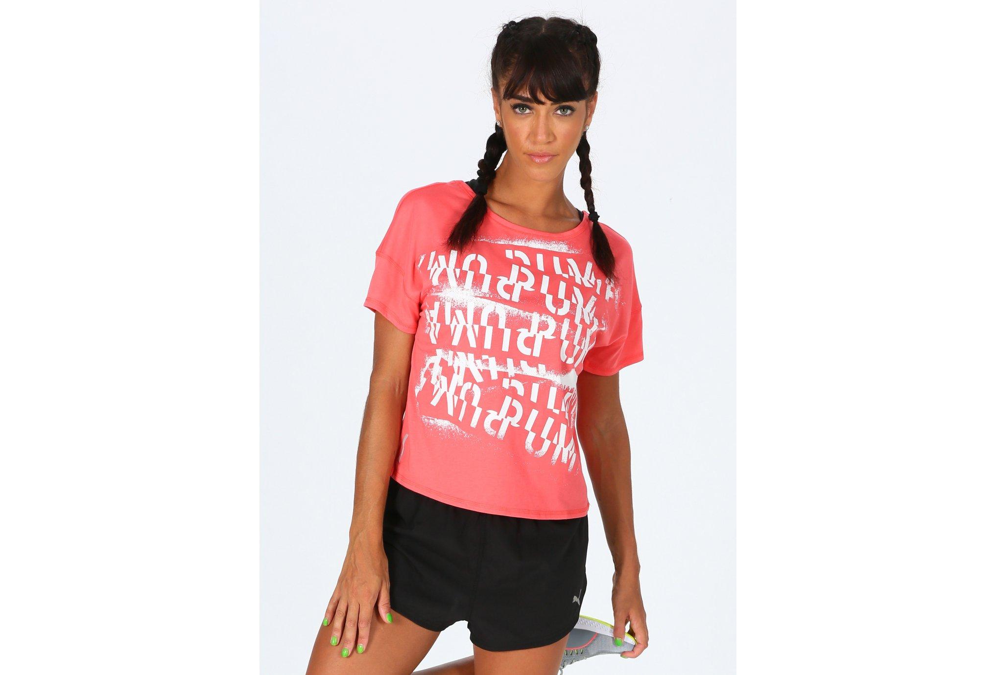 Puma Hit Feel It W vêtement running femme