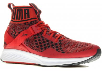 puma ignite evoknit rouge